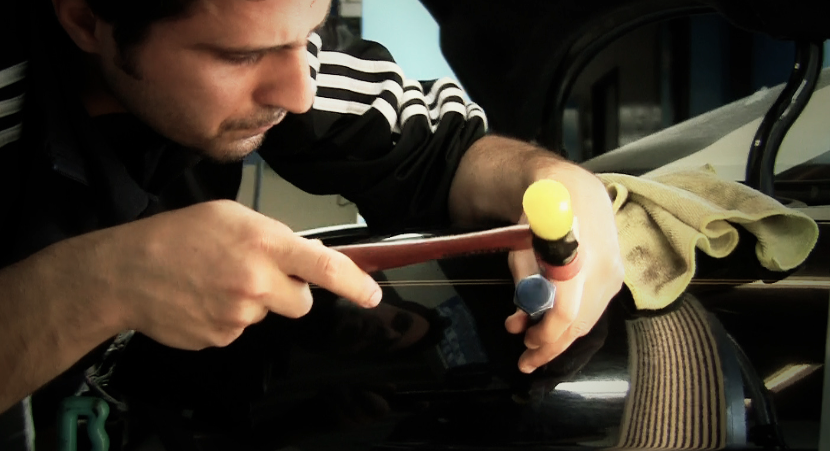 paintless dent repair training with Dent Time